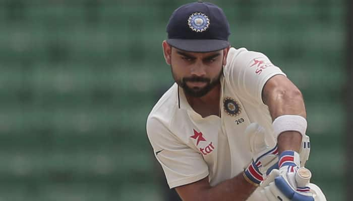 Virat Kohli fails as India A skittled out for 135 on Day 1