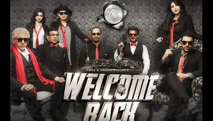 Watch: John, Anil in `funny wedding` song from` Welcome Back`