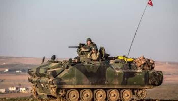 Turkey pounds PKK, allows US to use base against ISIS