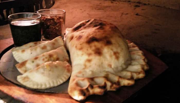 Recipe: Achari Paneer Tikka Calzone