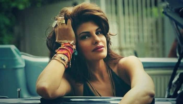 Watch: Jacqueline Fernandez in a black and white movie!