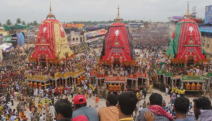 Jagannath Temple 'Mahaprasad': 700 cooks, 50,000 mouths, Rs 10 lakh business
