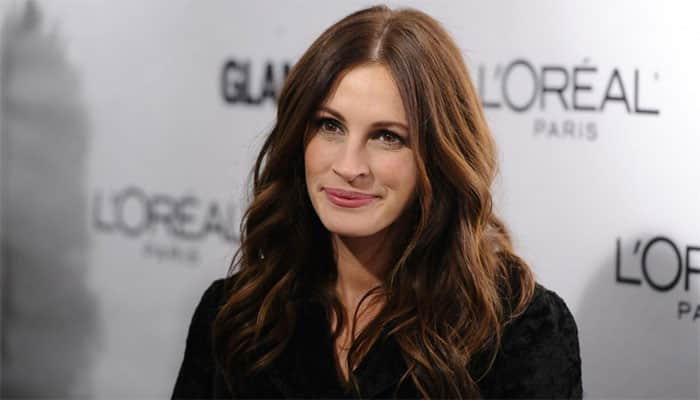 Julia Roberts' marriage on the rocks?
