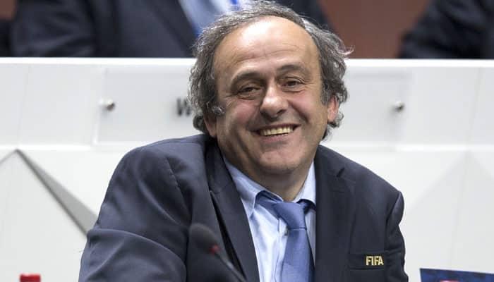 Asia chief calls for unity on FIFA, hails ''unique'' Michel Platini
