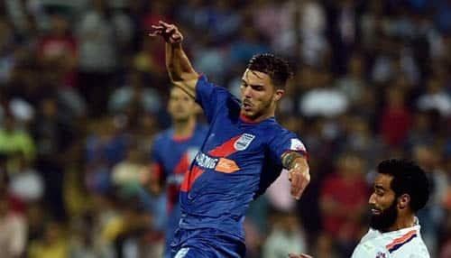 Mumbai City FC sign Cristian Bustos, Frantz Bertin, Frederic Piquionne