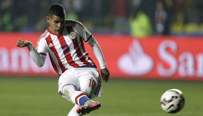 Basel winger Derlis Gonzalez signs for Dynamo Kiev