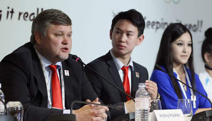 Beijing, Almaty make final pitch for for 2022 Winter Olympics votes