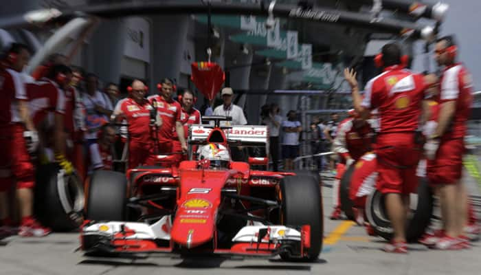 Ferrari under no illusions about task ahead