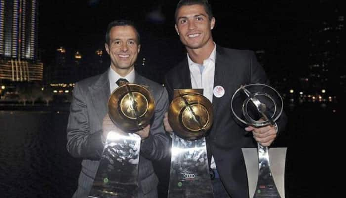 Cristiano Ronaldo, the best man for super-agent Jorge Mendes
