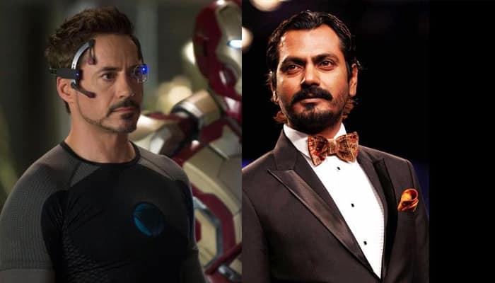 Viral video: When Robert Downey Jr spoke like Nawazuddin Siddiqui