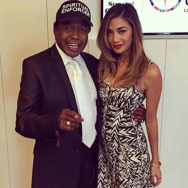 Sweet Baby Pippin Just met the one and only legendary @BenVereen at our #SpecialOlympi… http://ift.tt/1I91VYE Twitter@NicoleScherzy