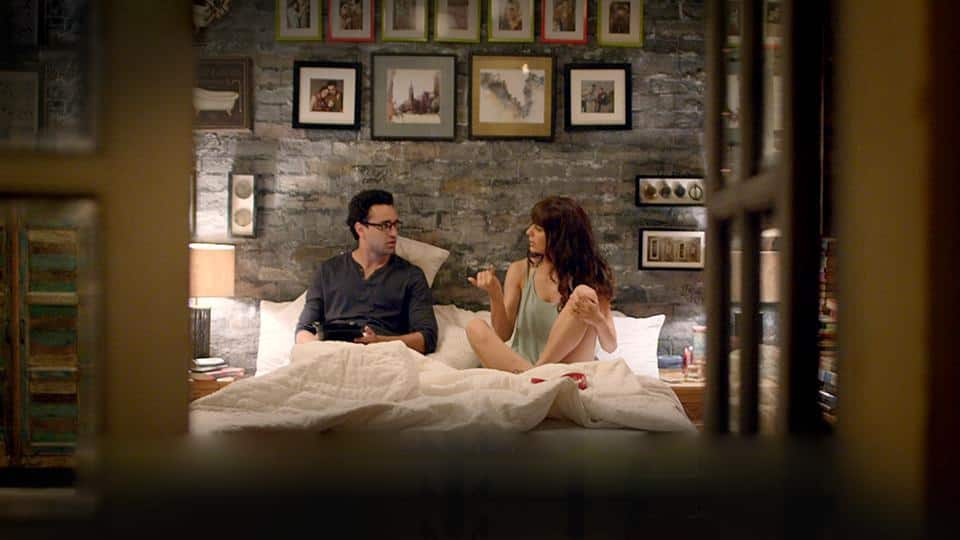 Maddy aur Payal ki #KattiBatti ho gayi hai shuru. Complete this dialogue. Hint http://bit.ly/BedtimeStories-KattiBatti … #KattiBattiKyun Twitter@utvfilms
