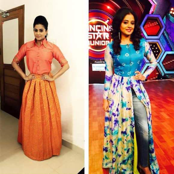 Today on @GumOnD2 and @DancingStarShow Twitter@priyamani6