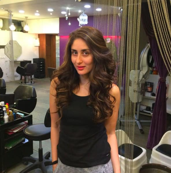 Here is the hairstyle Kareena Kapoor will sport as a career-driven woman in 'Ki and Ka' opposite Arjun Kapoor. Twitter
