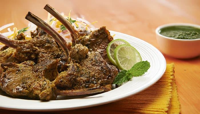 Recipe: Indus Valley Lamb Chops