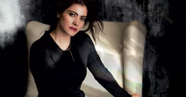 'I'm very happy not being in the spotlight, I am a complete bitch in that state.' - #Kajol -twitter@ELLEINDIA