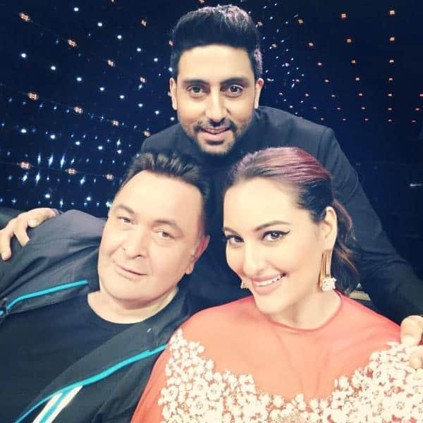 Indian Idol Jr. Thank you @sonakshisinha @VishalDadlani @salim_merchant #Sony and those wonderful young talented kids. Twitter@chintskap
