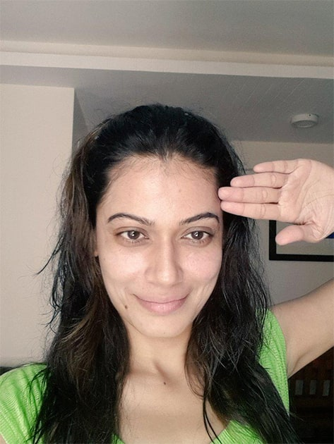 My #SaluteSelfie for all u lovely people out there. And yes I am  #IndianAndProud Twitter@Payal_Rohatgi