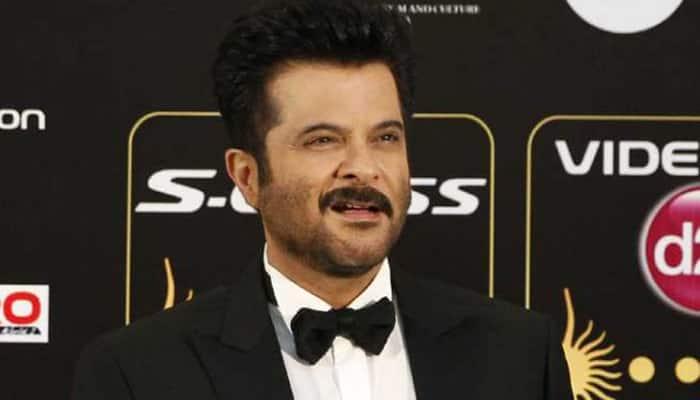 Vivacious Anil Kapoor receives Excellence in World Cinema Award!