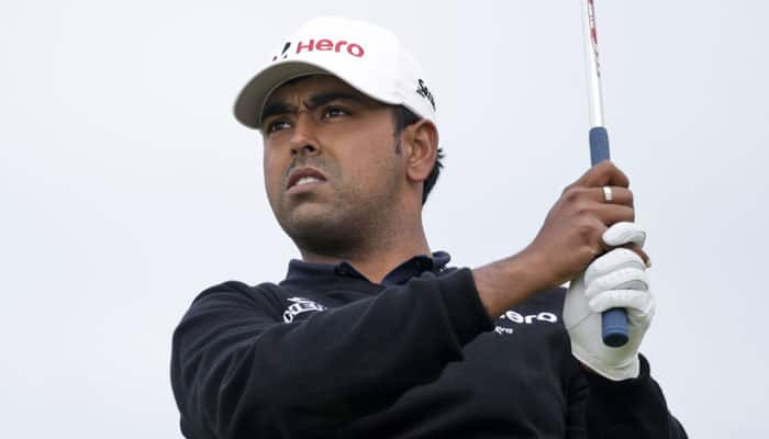 Anirban Lahiri back in World's Top-40, certain for President's Cup