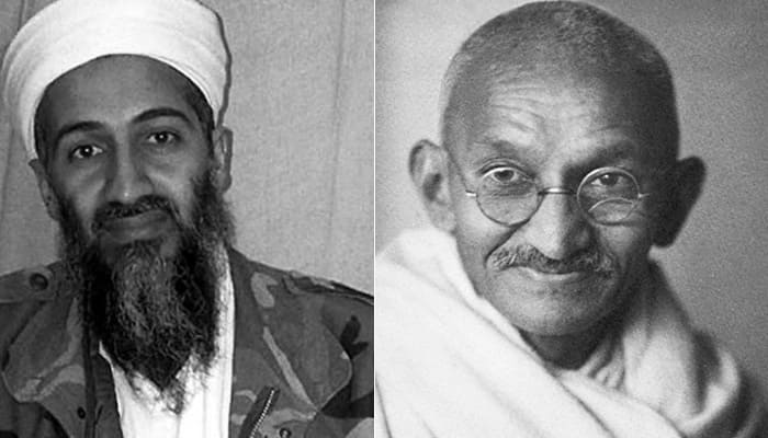 Osama bin Laden cited Mahatma Gandhi as inspiration in 1993 speech: Audio tapes
