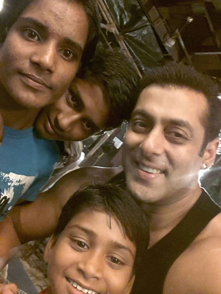 Salman Khan :- Inke baare main jald bataunga . -twitter