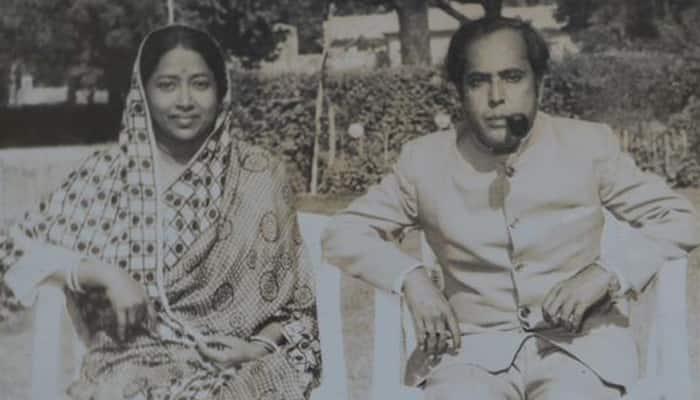 'Memories of Suvra Mukherjee' – President's photo tribute on Twitter