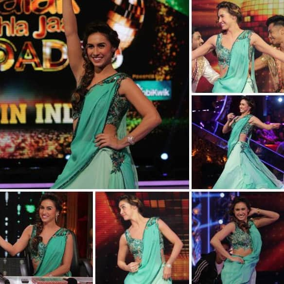 RT if you love it when @LaurenGottlieb's gets on the #JhalakReloaded stage with her awesome moves! @shahidkapoor. Twitter@LaurenGottlieb