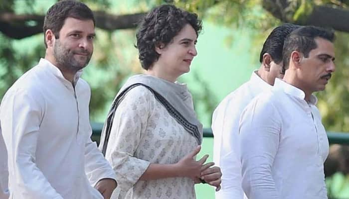 Advice to Rahul Gandhi: 'Make your jijaji Robert Vadra wear kurta pajama first'
