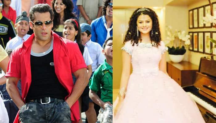 Salman Khan praises singer Palak Muchhal!