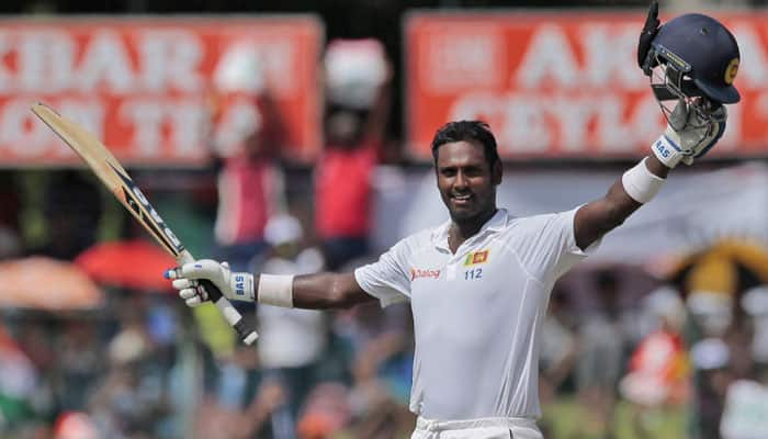 2nd Test, Day 3: India keep their nose ahead after Angelo Mathews ...
