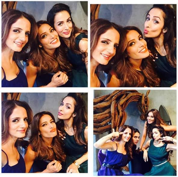 Thank you ladies for a fun shoot - Instagram@bipashabasu