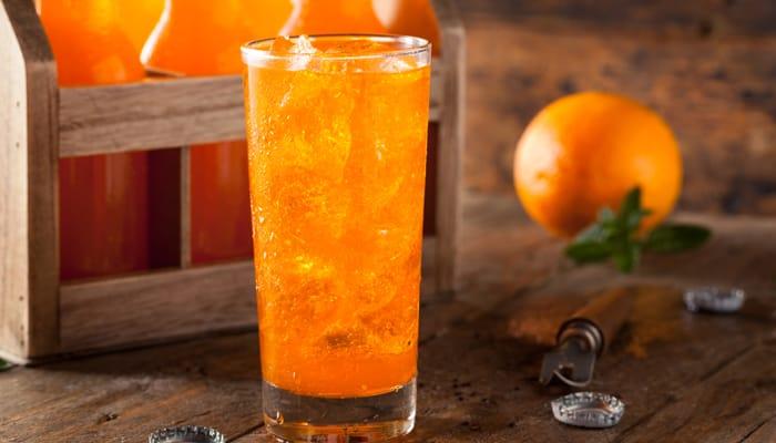 Recipe: Orange Fantasy