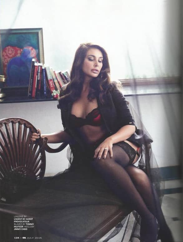 The @gqindia #InLoveWithLisaRay video is pretty hot. Its also about embracing life at 43: http://www.gqindia.com/gq-gallery/love-lisa-ray … - Twitter@Lisaraniray