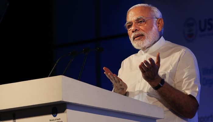 My clothes are simple, not made by designers, says PM Modi to students