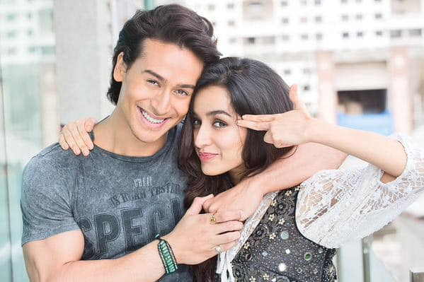 Time to be rebels in love ;) #BAAGHI @sabbir24x7 @iTIGERSHROFF #29thApril2016 - Twitter@ShraddhaKapoor
