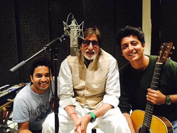 Amitabh Bachchan ‏:- T 1987 - Back to music, back to life .. and back to moving on .. new circumstances fresh surroundings .. -twitter