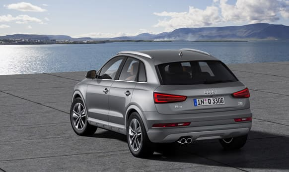 The New Audi Q3 is priced at Rs 28,99,000 onwards (ex-showroom New Delhi and Mumbai).