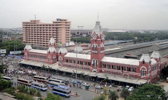 Chennai ranks at number four.