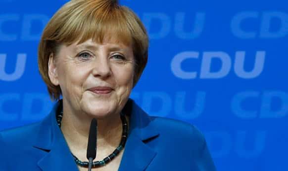 1. Angela Merkel, German Chancellor (Source: Forbes)