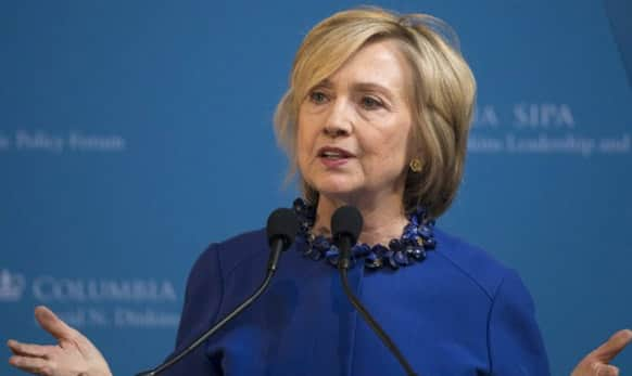 2.Hillary Clinton,  US Presidential candidate (Source: Forbes)