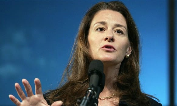 3. Melinda Gates, Co-chairman, Bill and Melinda Gates Foundation (Source: Forbes)