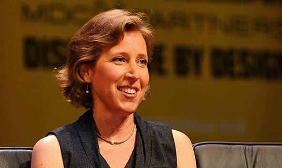 9. Susan Wojcicki, CEO, YouTube, Google, (Source: Forbes)