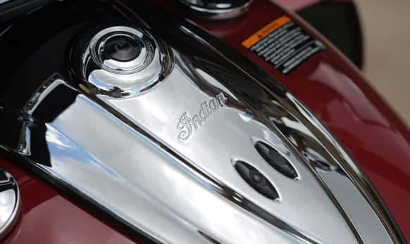 Exhaust: Split Dual Exhaust W/ Cross-Over.