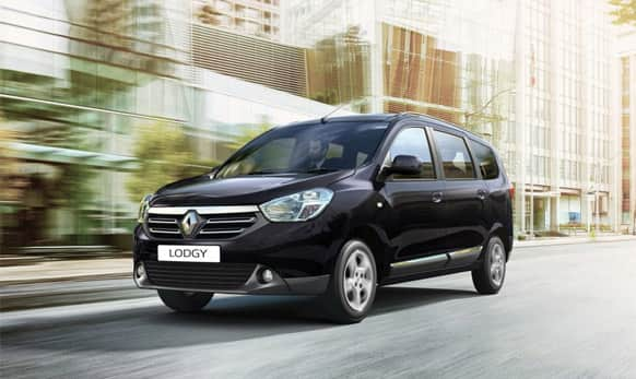 Renault has launched multi purpose vehicle 'Lodgy' at an introductory price of at Rs 8.19 lakh (ex-showroom, Delhi).