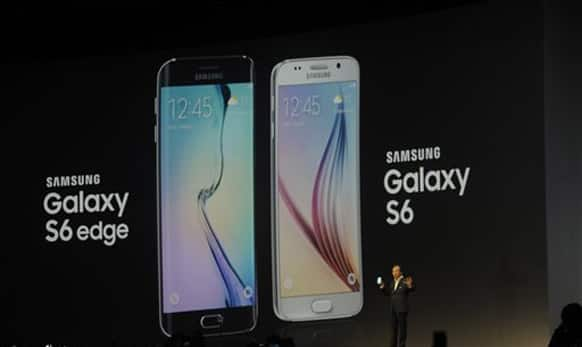 Samsung will launch Galaxy S6 and Galaxy S6 Edge in India on March 23.