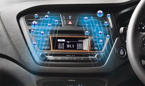 One touch signal system. (Pic courtesy: http://www.hyundai.com/in)