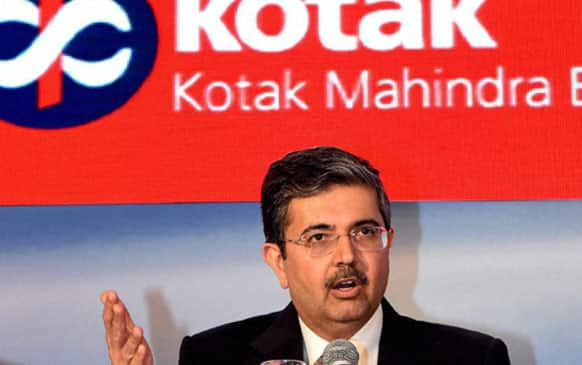 7. Uday Kotak with $7.2 bn