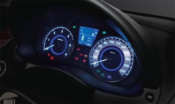 Impact sensing door unlock. (Picture courtesy: http://www.hyundai.com)