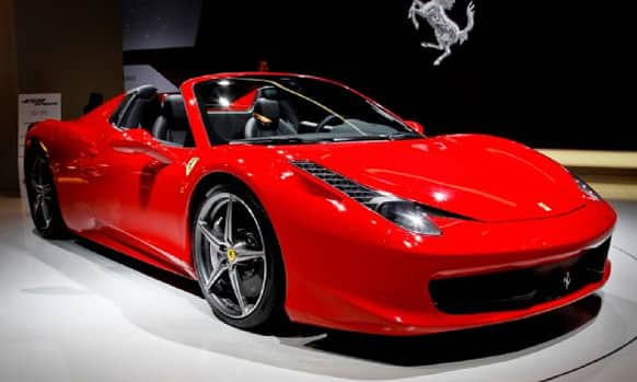 Cars to hit Indian road in 2012 | News | Zee News